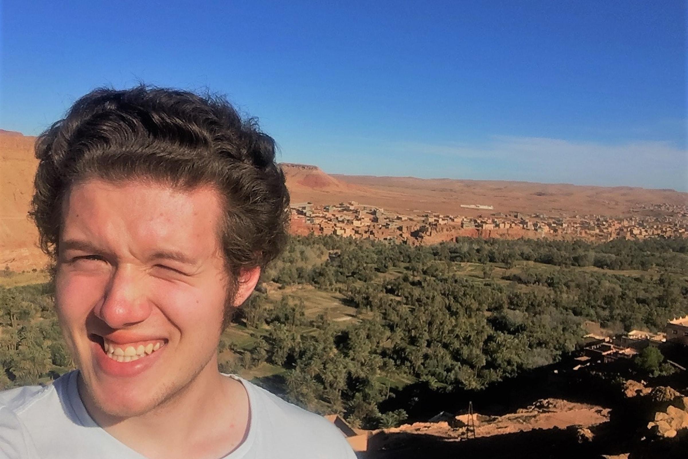 Фото, Марокко, пустыня, селфи